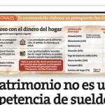 Entrevista al autor en Peru 21, Matrimonio y Dinero … el manejo de la economía familiar