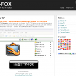 Un sitio para ver Televisión Gratis Por Internet y ahorrar dinero