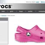 La caída de las famosas sandalias Crocs, un error que usted no puede cometer con su idea de negocios