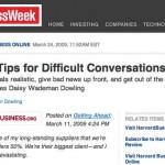 7  Consejos a tener en cuenta en Conversaciones Difíciles en los Negocios