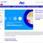 Si tiene un invento y busca dinero para desarrollarlo, hágase socio de P&G una de las más grandes empresas del mundo