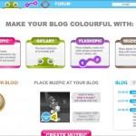 Agrega gratis elementos que le den alegría a tu blog o website para atraer más visitantes y ganar más dinero