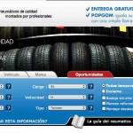 Venta de neumáticos o llantas por internet, una idea de negocios para hacer dinero online