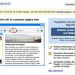 Google SideWiki una nueva herramienta de Google para hacerse conocido en internet y generar oportunidades de negocios