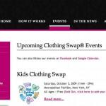 Una comunidad abierta para intercambiar ropa, vestidos, zapatos y así ahorrar dinero