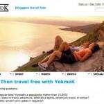 Si eres el autor de un blog ahora puedes viajar gratis a Suiza, Francia u otros destinos gracias a Yokmok
