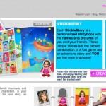 Album de stickers con historias personalizadas, idea de negocios de imprenta