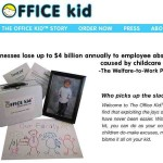 El negocio de los engaños, una empresa te vende un kit para que tu jefe crea que tienes hijos y puedas faltar a trabajar