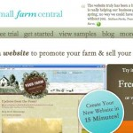Creación de websites para ideas de negocios rurales, el agricultor se convierte en webmaster