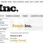 El trabajo virtual para un proyecto de negocios, el caso de la revista INC