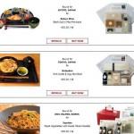 Ideas de negocios creativas, venta de comidas del mundo con todo para hacerlas