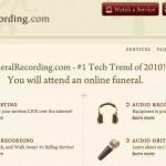 Una idea de negocios totalmente novedosa y rentable, los funerales virtuales por internet