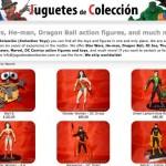 Juguetes de Colección una idea de negocios exitosa desarrollada con código abierto gratis