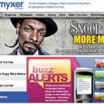 Myxer, miles de Ringtones para tu teléfono celular o móvil gratis … ¿dónde está el negocio?