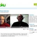 Wetoku, un sistema gratis para hacer video conferencias dobles y ganar dinero