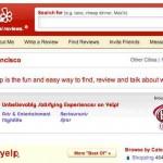 Cuidado con los problemas legales al tener y promocionar un website. El caso de Yelp