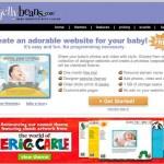Ideas de negocios alrededor de los recién nacidos, regalar un website y dominio a su bebé