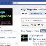 Haga Negocios en Facebook, hazte fan de nuestra página en esta red social