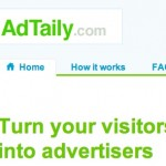 Ad Taily un sistema automatizado para vender y ganar dinero con publicidad en tu website o blog