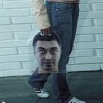 Guerrilla Marketing con bolsas de diseños creativos para darle publicidad a su idea de negocios
