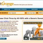 Ganar más dinero compartiendo tus dominios a nivel mundial usando Root Orange