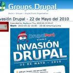 Drupal, su comunidad de usuarios, Twitter y mis proyectos de nuevas ideas de negocios