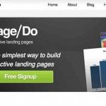 """Un servicio para que hagas tus """"landing page"""" para vender por internet y ganar dinero"""