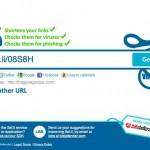 Saf.li un acortador de URLs que verifica si tienen virus, pishing o malware