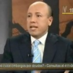 Cómo evitar embargos, entrevista en televisión al autor de Haga Negocios