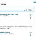 Howl un sitio para hacer link blogging y promocionar su idea de negocios sin hacer mucho esfuerzo