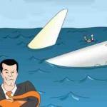 Productos extraños como ideas de negocios, una corbata inflable para dormir en la oficina o salvarte de tiburones