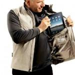 Nuevas e ingeniosas prendas de vestir como idea de negocio. Ropa para llevar tu iPad, iPhone y demás