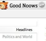 Good Noows un lector de noticias para que hagas tu propio periódico digital de negocios por internet