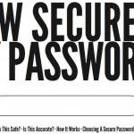 Qué tan seguros son los passwords o contraseñas que usas en tu idea de negocios, algunos consejos