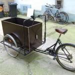 Una idea de negocios ecológica y rentable, reciclar bicicletas y convertirlas en triciclos