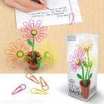 Una idea de negocios creativa y simple para ganar dinero, accesorios de escritorio para los Clips