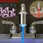 Productos extraños para ganar dinero, crear agua de colores con el uso de luces