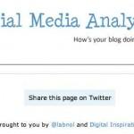 ¿Cómo va tu blog en las redes sociales? … ¿estás obteniendo tráfico de visitas de Facebook o Twitter?