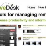 HiveDesk una herramienta gratis para administrar trabajadores o empleados a distancia de proyectos de negocios