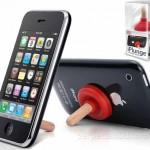 Una simple idea de negocios rentable para sostener tu teléfono iPhone o cualquier teléfono