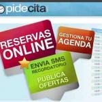 PideCita un website que organiza las citas y calendarios de ideas de negocios por internet