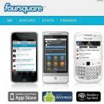 Ubique su idea de negocios en internet gratis con Foursquare para tener más clientes y ganar más dinero