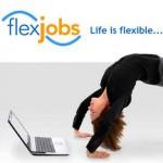 FlexJobs un sitio para encontrar trabajo a distancia a tiempo parcial o por horas para ganar más dinero