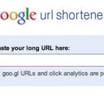 Google lanza su propio servicio gratis de acortador o reducidor de links