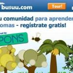 Busuu una comunidad por internet de más de un millón de usuarios para aprender inglés para negocios y otros idiomas gratis