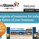 ProStores la tienda virtual de Ebay para iniciar su negocio de venta de productos por internet
