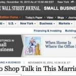 La soledad de los emprededores, estudio demuestra que no se habla del negocio con el esposo o esposa
