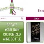 Ideas de negocios rentables, vender botellas de vino por internet con etiquetas personalizadas