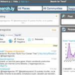 Un website para saber qué es lo que dicen de su idea de negocios o de su competencia en las redes sociales