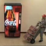 Excelente campaña de viral marketing de la Coca Cola en una universidad